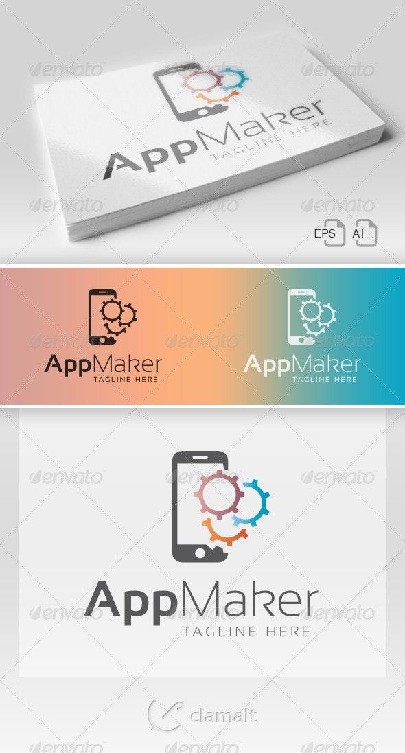 App Maker - Objects Logo Templates