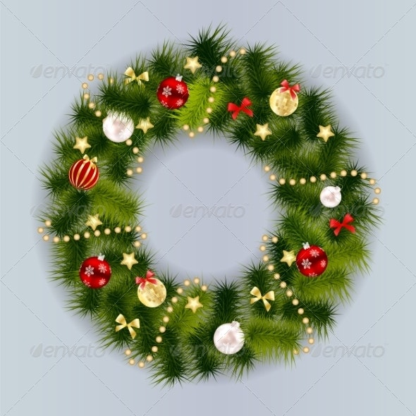 Christmas and New Year Background - Flowers & Plants Nature