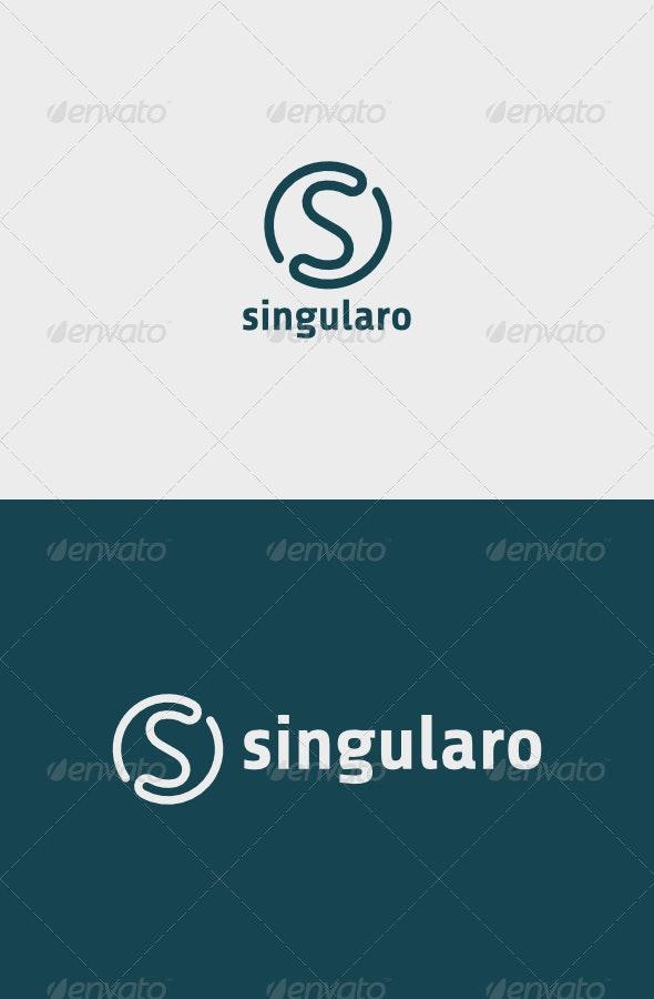 Singularo Logo - Letters Logo Templates
