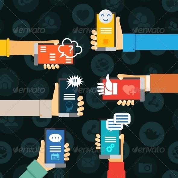 Instant Messenger - Web Technology