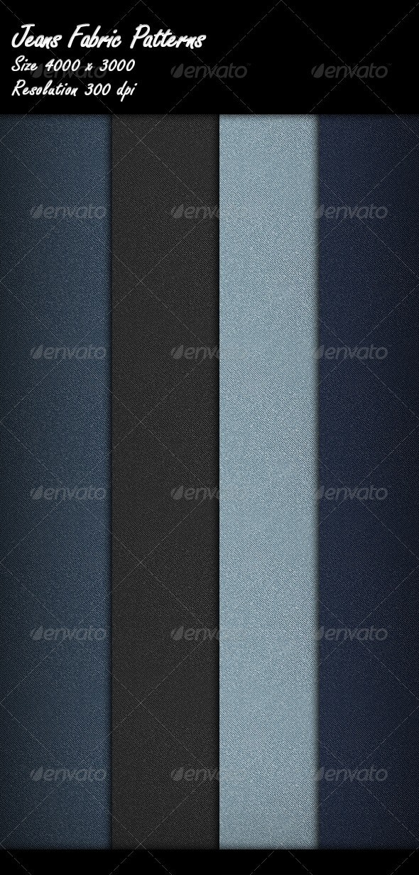 Jeans Fabric Patterns - Patterns Backgrounds
