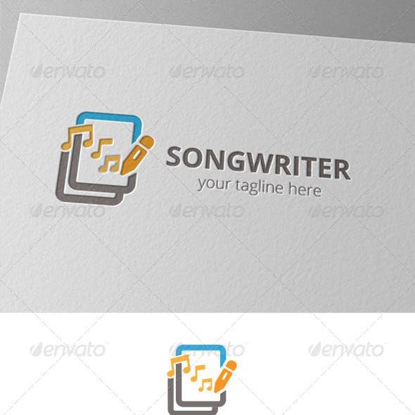 Songwriter Document Music Logo