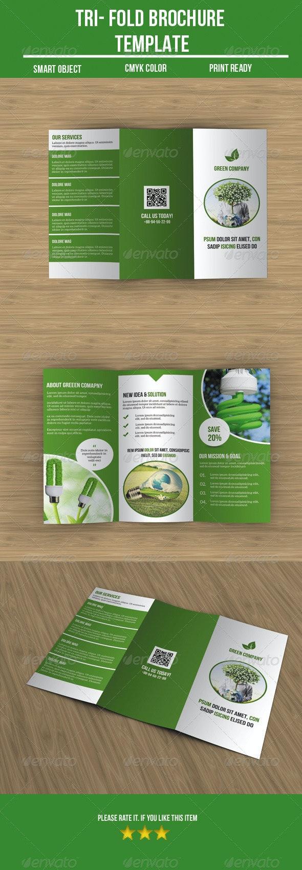 Green Company Brochure - Corporate Brochures
