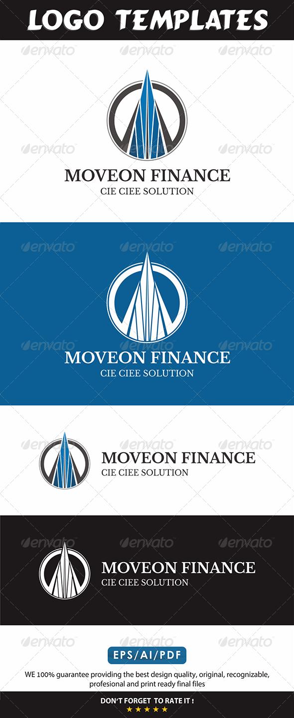 Business & Finance Logo - B5 - Vector Abstract