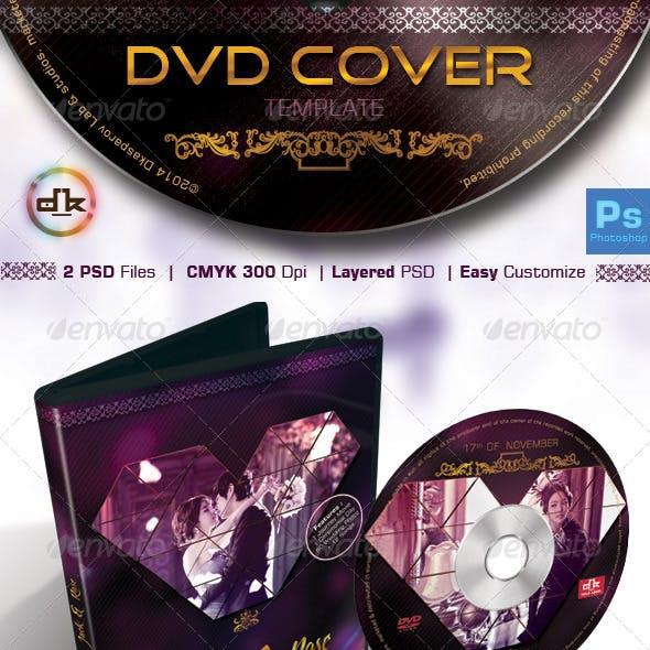 Wedding DVD Cover - Dimondu