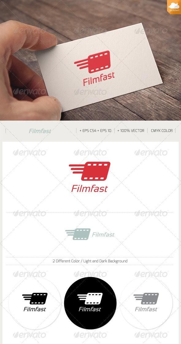 Film Fast - Symbols Logo Templates