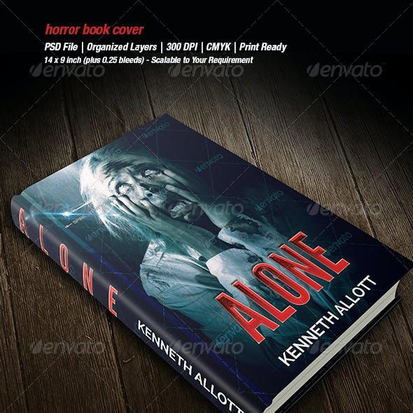 Horror Book Cover 02