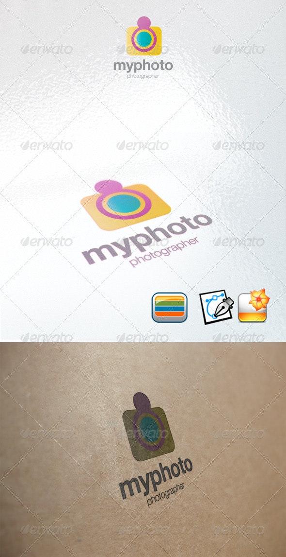 myphoto - Humans Logo Templates