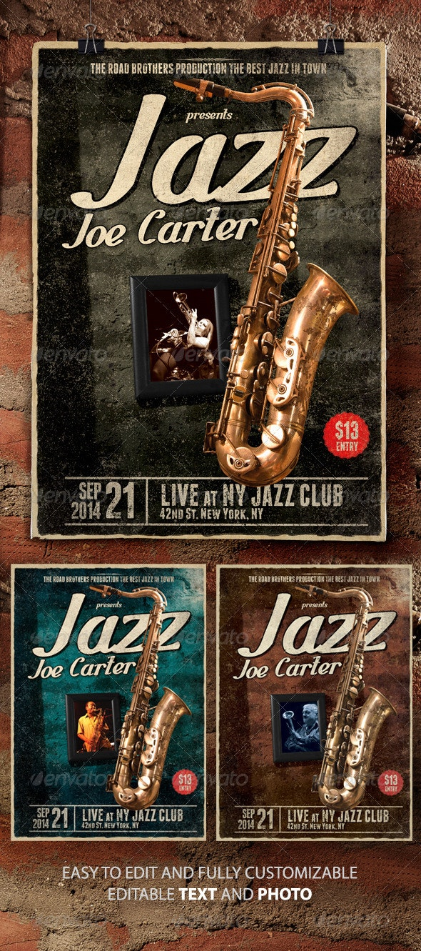 Jazz Vol 1 - Concerts Events
