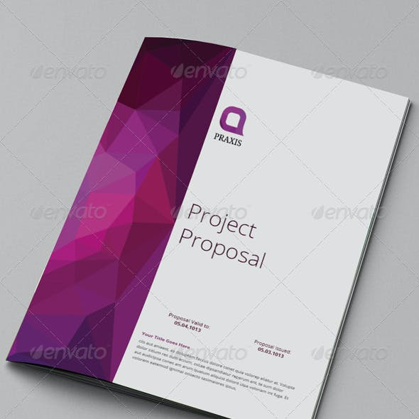 Proposal Template.