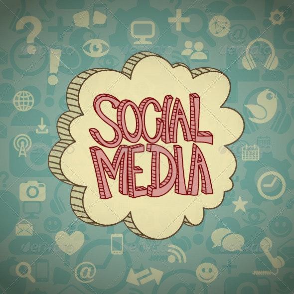 Social Media Cloud - Media Technology