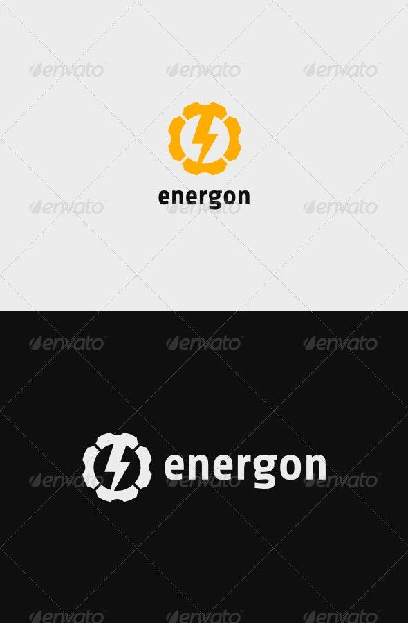 Energon Logo - Symbols Logo Templates