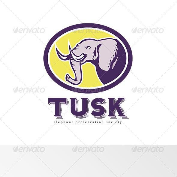 Tusk Elephant Preservation Society Logo