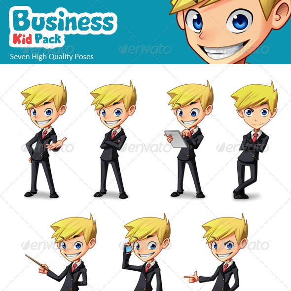 Business Kid Pack