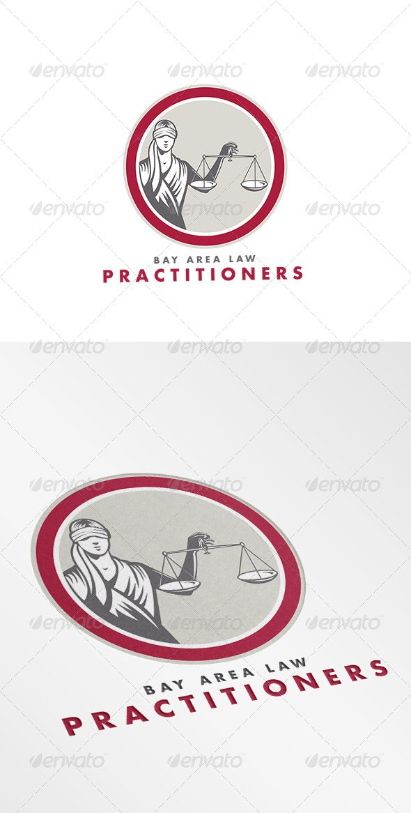 Bay Area Law Practitioners Logo - Humans Logo Templates