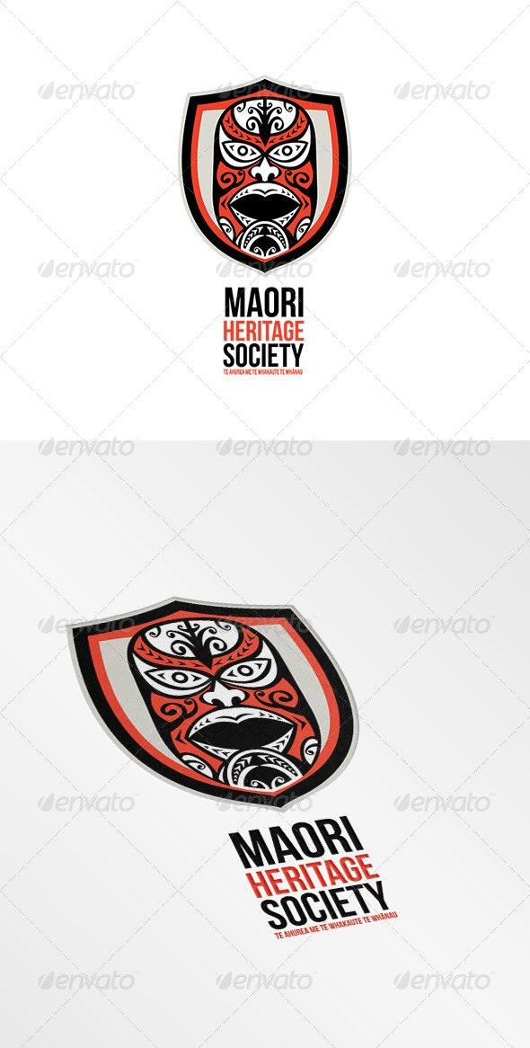 M Heritage Society Logo - Nature Logo Templates