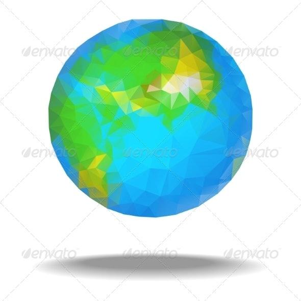 The Earth - Miscellaneous Vectors