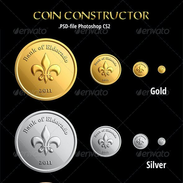 Coins Constructor