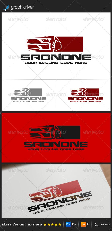 Sport Car Logo Templates - Objects Logo Templates