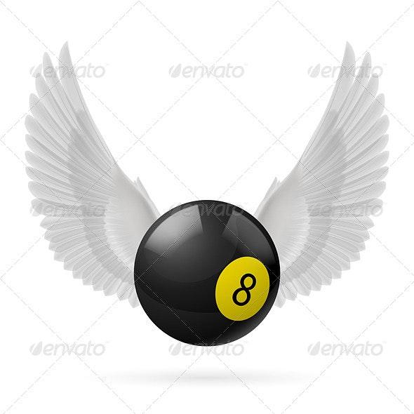 Wings Inspiring - Decorative Symbols Decorative