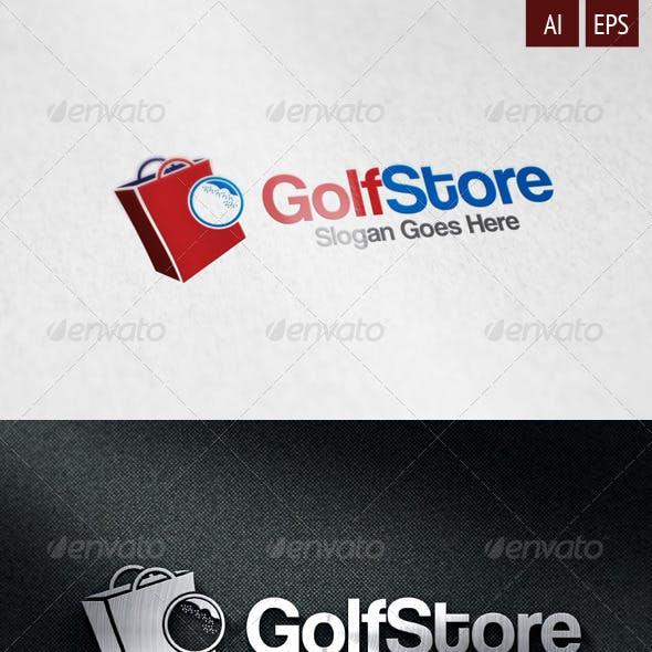 Golf Store Logo