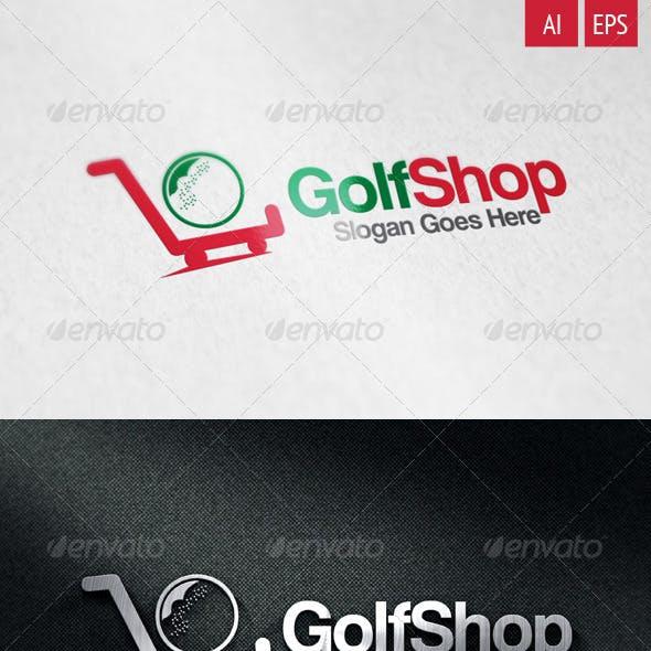 Golf Shop Logo