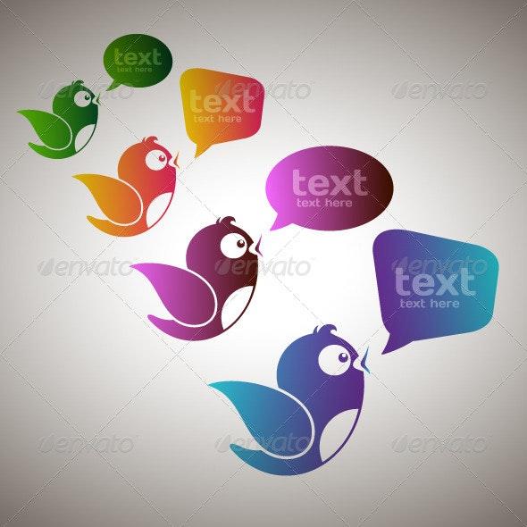 Social Media Messengers - Media Technology