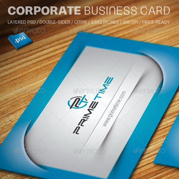 Creative Business Card V700