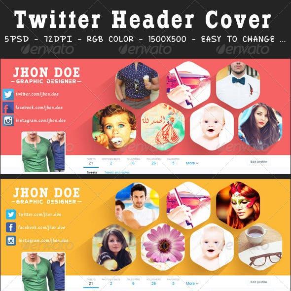 twitter header cover designs