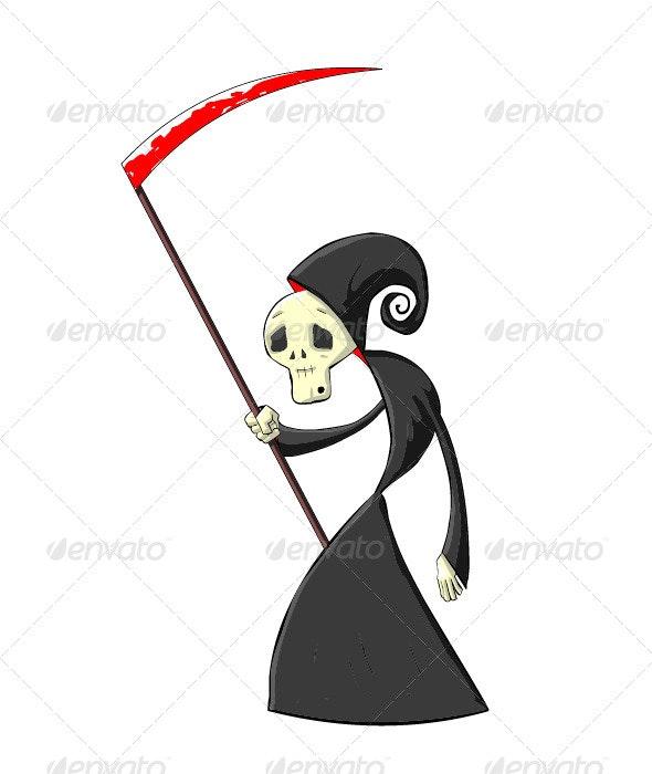 Death - Characters Vectors