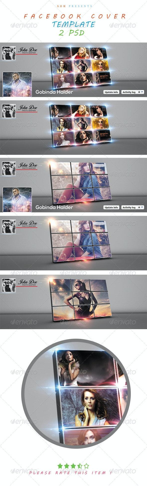 Facebook Cover Template - Facebook Timeline Covers Social Media