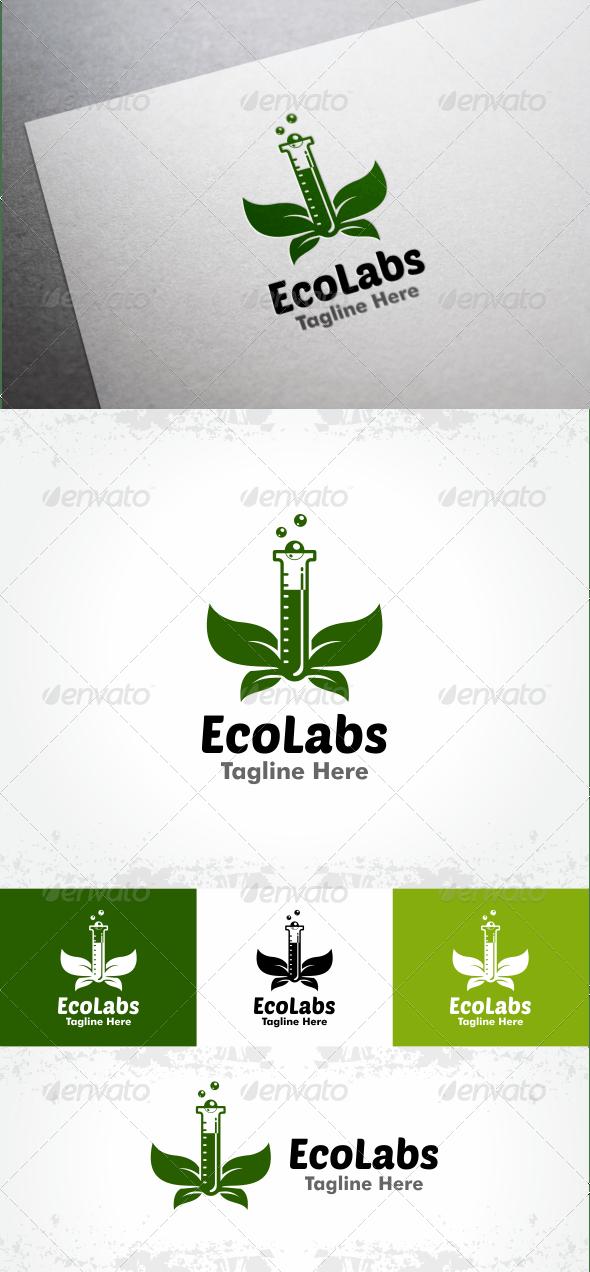 Eco Labs - Nature Logo Templates
