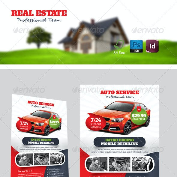 Multipurpose Flyer Templates