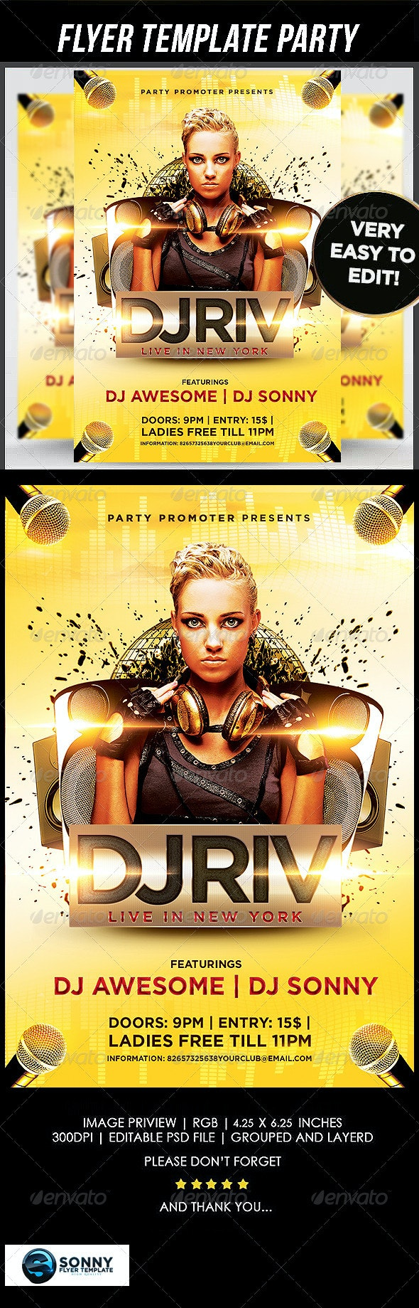 Special Dj Night Party  - Clubs & Parties Events