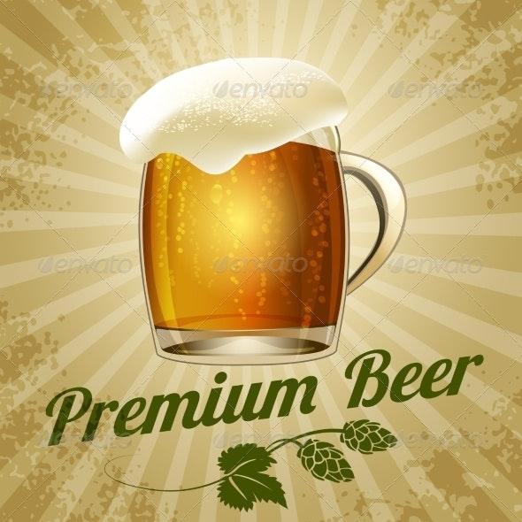 Beer Poster - Miscellaneous Vectors