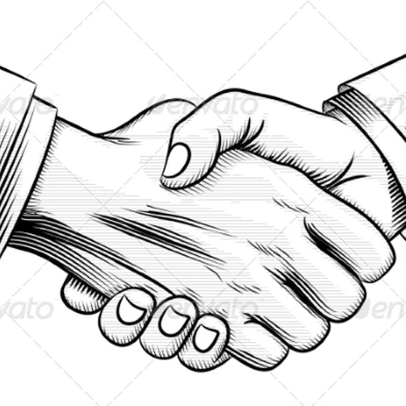 Sketch Handshake
