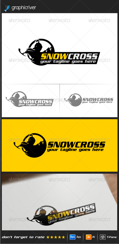 Snowcross Logo Templates - Objects Logo Templates