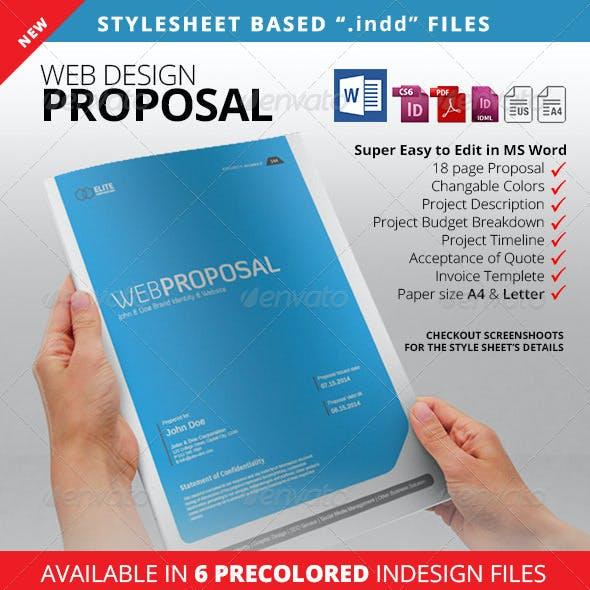 Proposal - Web Proposal