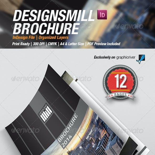 DesignsMill Corporate Brochure