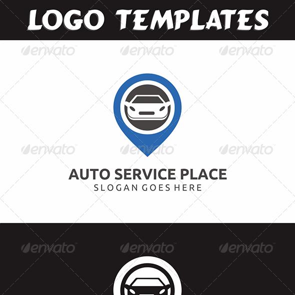 Car Locator Logo