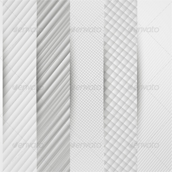 Abstract Triangle Template Banner - Web Elements Vectors