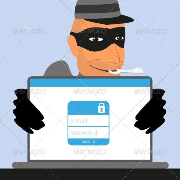 Thief Has a Key for Your Account - Computers Technology
