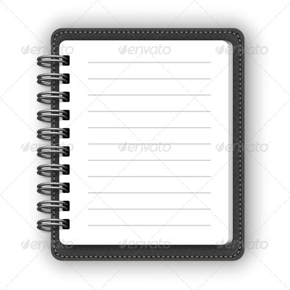Leather Spiral Notebooks
