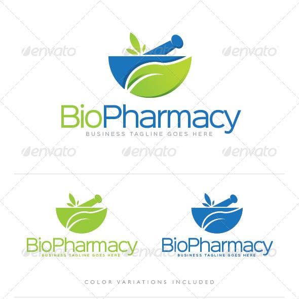 Dispensary Logo Templates from GraphicRiver