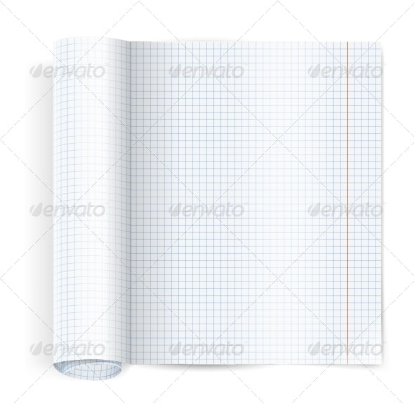 Exercise Book - Man-made Objects Objects