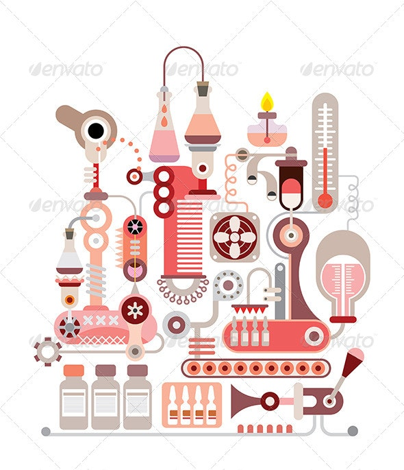 Chemical Laboratory - Industries Business