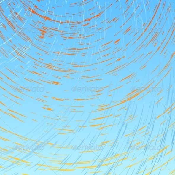 Abstract Sun And Wind - Backgrounds Decorative