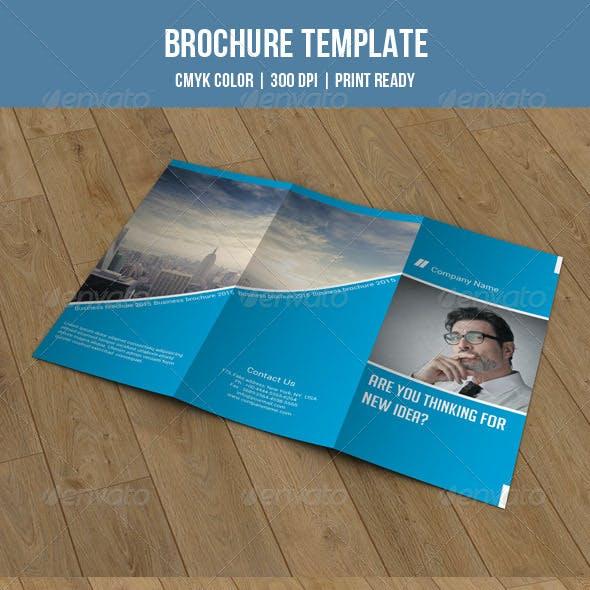 Trifold Business Brochure-V49