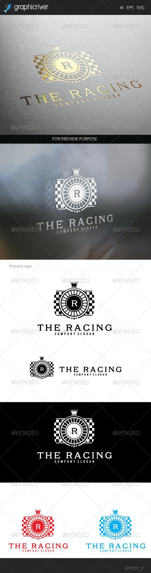 The Racing Logo