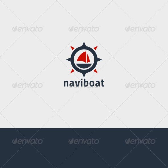 Navigation Boat Logo